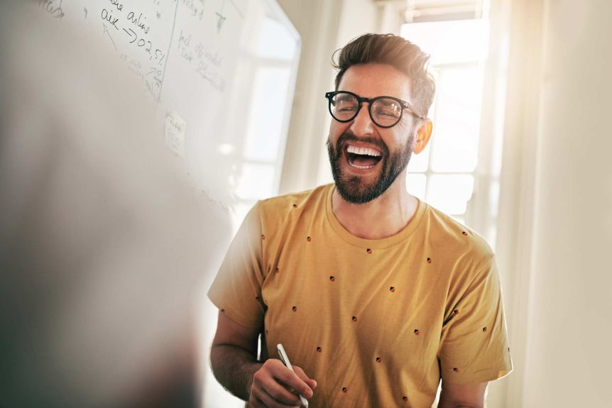 How to Harness Humour as a Superpower at Work